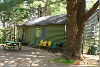 Here is one of our cottages - peyersparadise.com