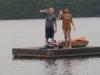 Kids on Raft